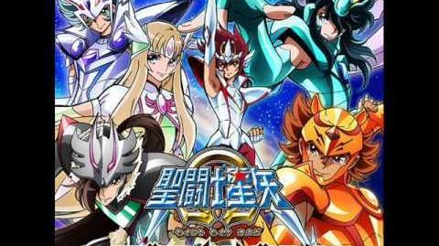 Saint Seiya Omega: La leyenda de Diamante- Episodio 8