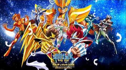 Saint Seiya Omega: La leyenda de Diamante- Episodio 13