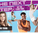 The Next Step: Hit The Floor Tour/Gallery