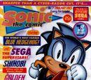 Cómics de Sonic
