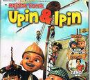 Majalah Komik Upin & Ipin
