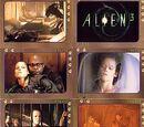 Alien 3 Card Set