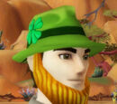 Lucky's Green Hat
