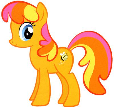 Imagen Honeybuzz Tropicalsunset Jpg My Little Pony La
