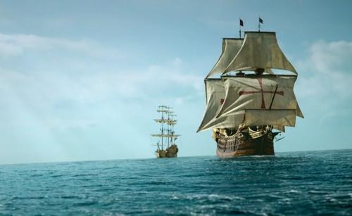 Spanish Man O' War - Black Sails Wiki