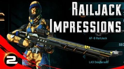 Railjack Impressions (This is not a Review) - PlanetSide 2