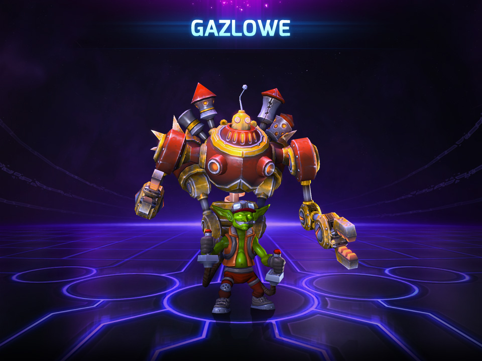 Hots Gazlowe Build Learn how to play gazlowe using this hots build crafted by ruthven78. yahoo