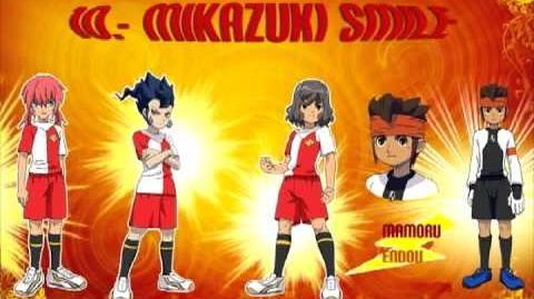 Mikazuki Smile