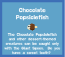 Chocolate Popsiclefish