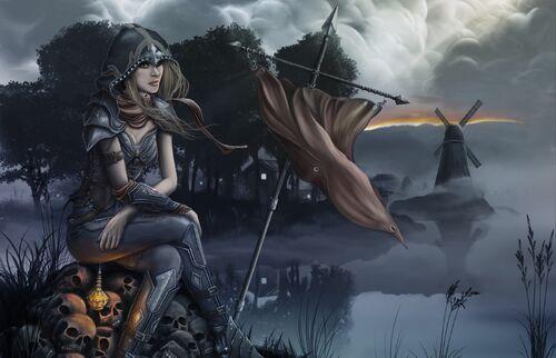 Image - Female-demon-hunter-diablo-3.jpg - Gotrp Wiki