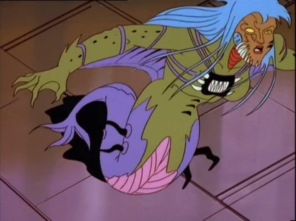 Hybrid - Villains Wiki - villains, bad guys, comic books ...