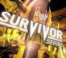 New-WWE Survivor Series 5