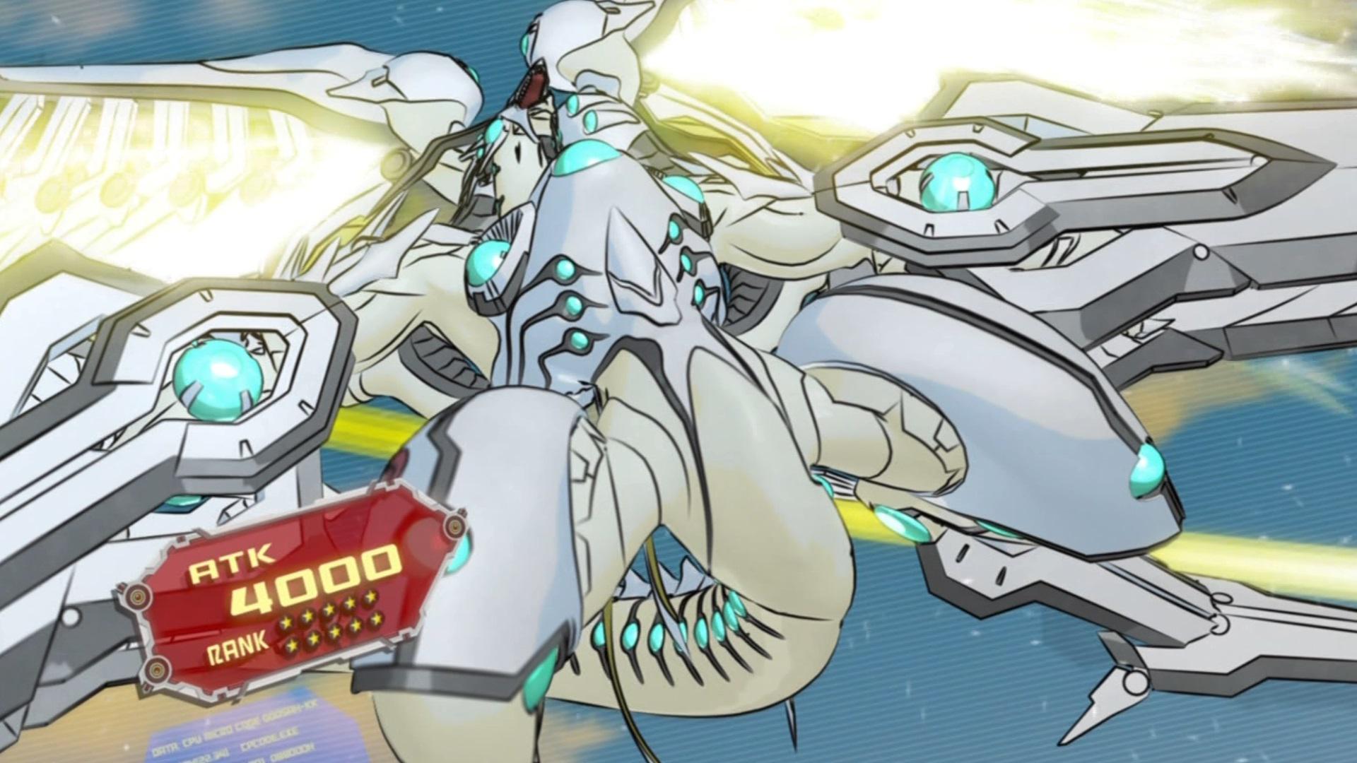 Yugioh Number 99 Universe Dragon Yu-Gi-Oh! ZEXAL...