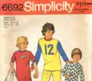 Simplicity 6692 A