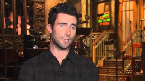 ADAM LEVINE to Host SNL January 26, 2013