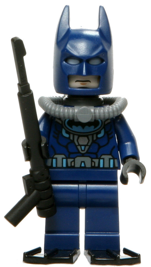 how to get the blue key in lego batman ds