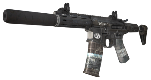 honey badger weapon call of duty wiki wikia