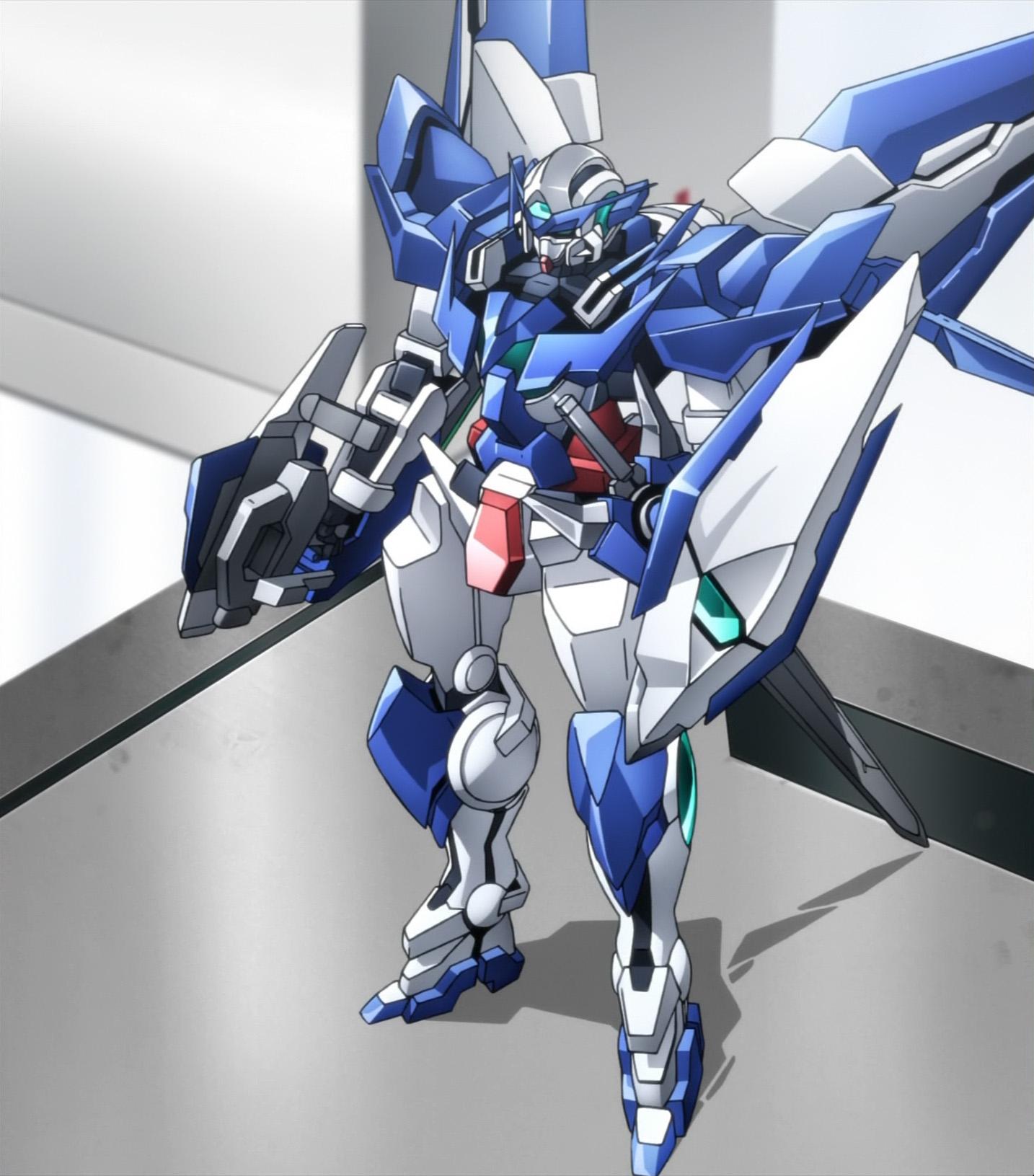 Gundam Family: MG 1/100 Gundam Amazing Exia Kai Custom Build  |Gundam Exia