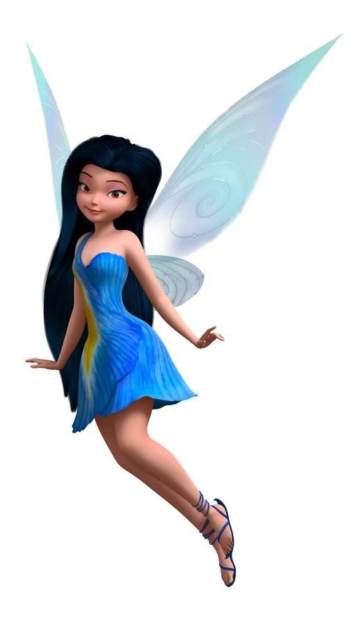 Silberhauch Disney Fairies Wiki