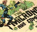 IDW COMICS: Micronauts (Unproduced Movie)