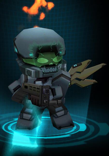 Armor call of mini infinity wiki