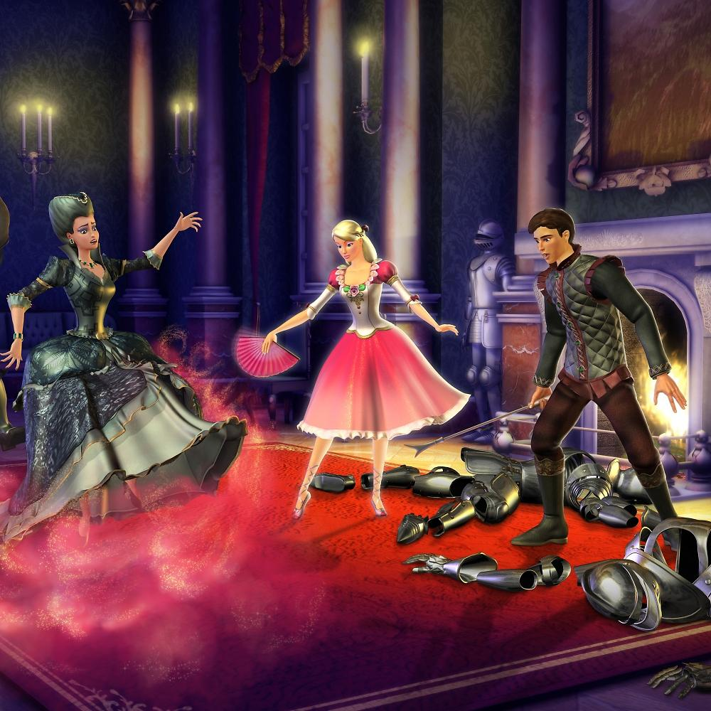 Image barbie in the 12 dancing princesses official stills barbie movies wiki 39 39 the - Barbie and the 12 princesses ...