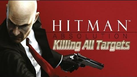 Hitman: Absolution targets