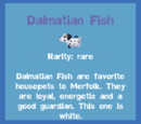 Dalmatian Fish