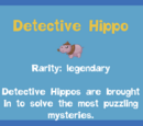 Detective Hippo