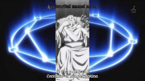 FMA Brotherhood - Opening 3 - Golden Time Lover