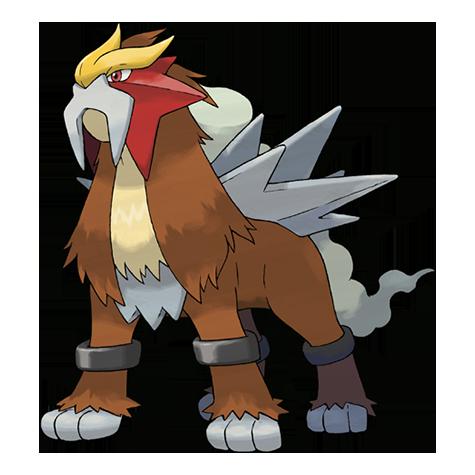 legendary pokemon entei - photo #4
