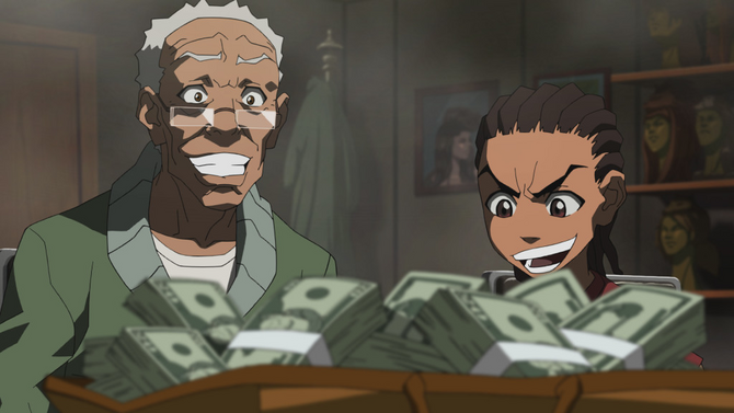 boondocks all episodes download