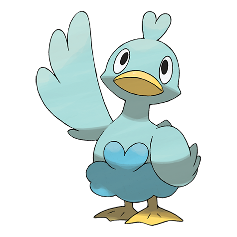 Ducklett The Pok 233 Mon Wiki