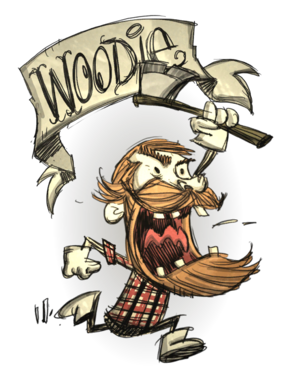 Woodie don t starve game wiki