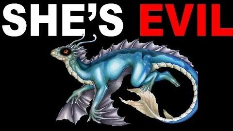 DRAGONS WORLDS and the EVIL Water Dragon