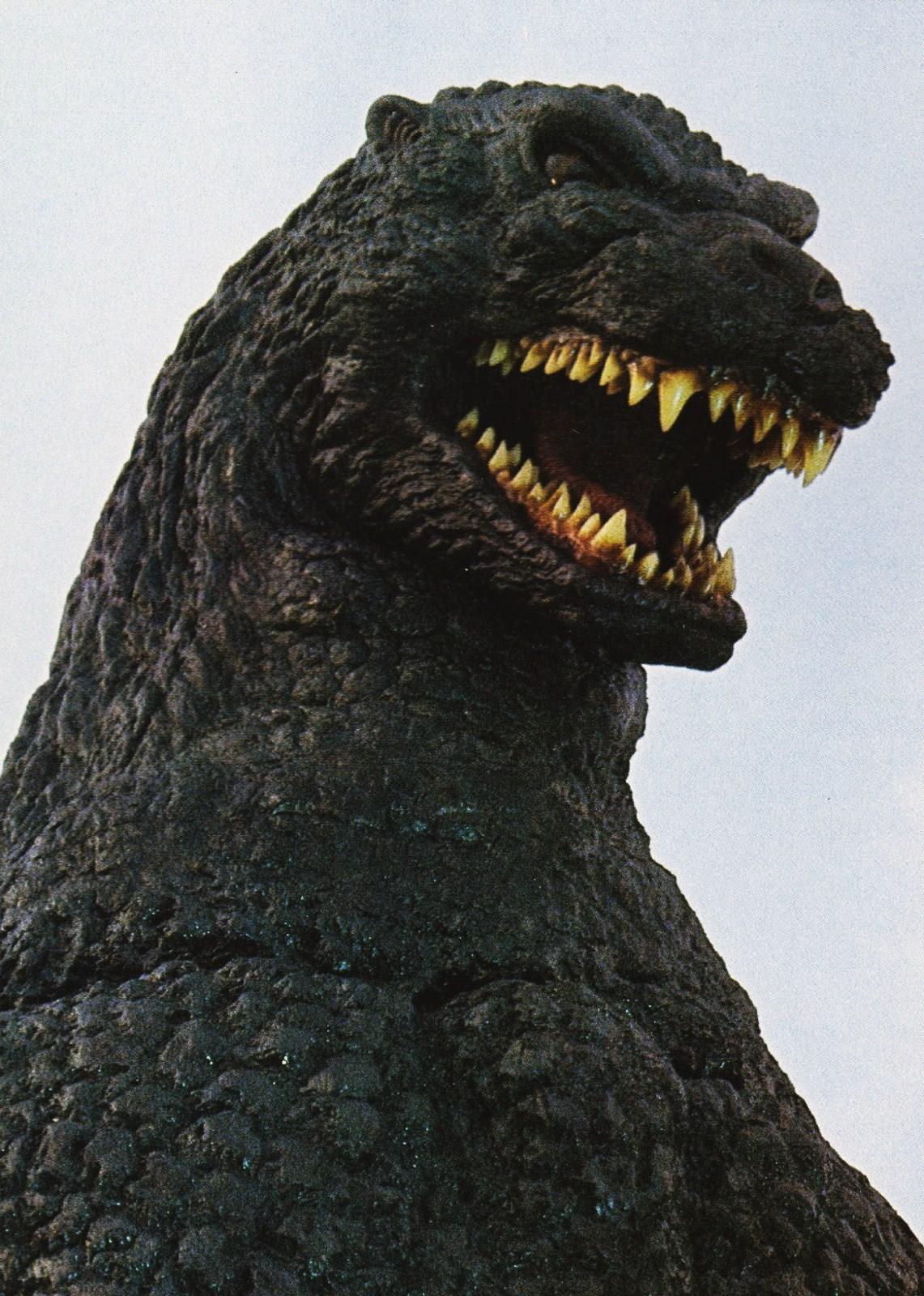 Image - GVB - Godzilla Head Shot.jpg | Wikizilla, the ...