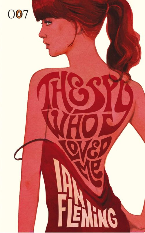 The Spy Who Loved Me  novel  The Spy Who Loved Me