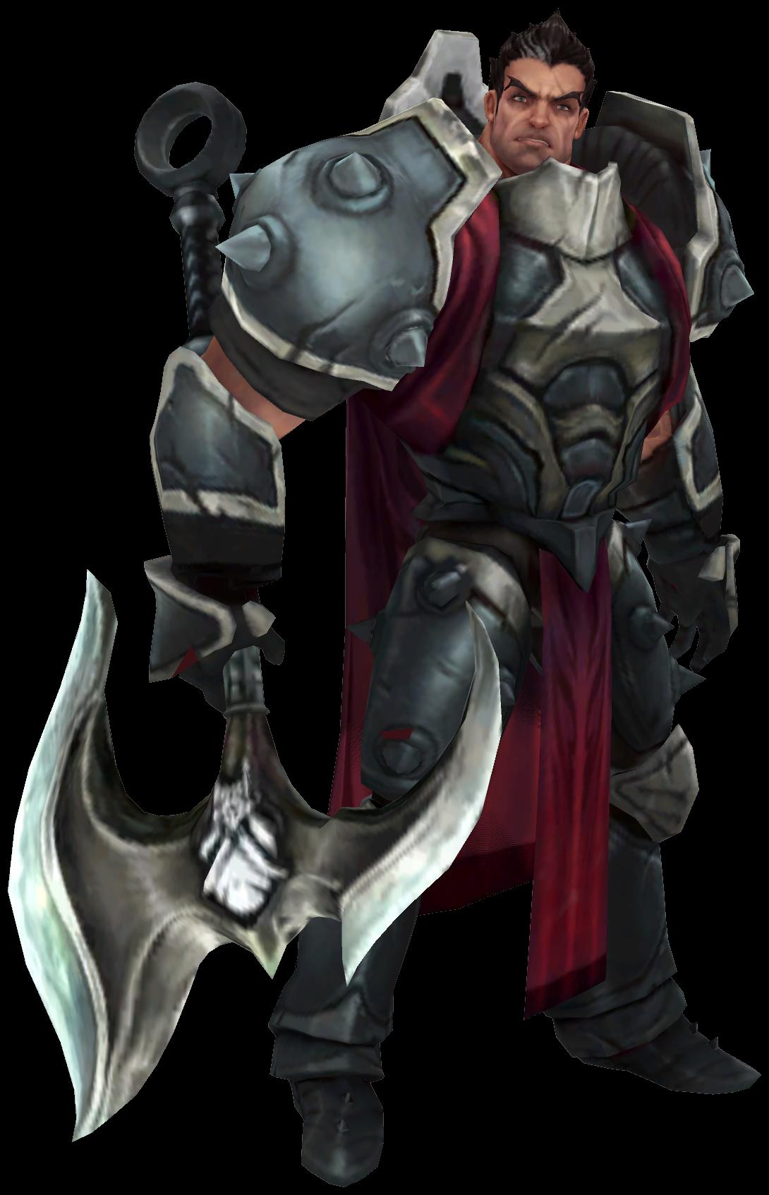 Image - Darius Render.png - League of Legends Wiki - Wikia