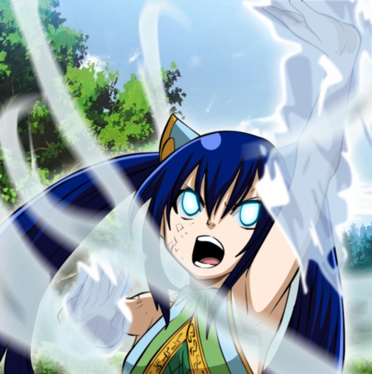 Wendy Marvell (LastationLover5000) - Fairy Tail Fanon Wiki