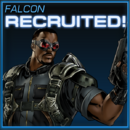 Falcon Recruited.png