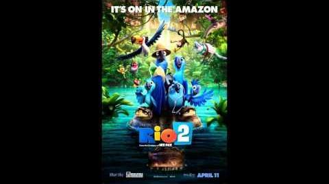 Rio 2 Soundtrack - Track 3 - Beautiful Creatures Andy Garcia and Barbatuques ft Rito Moreno