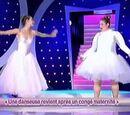Une danseuse revient après un congé maternité
