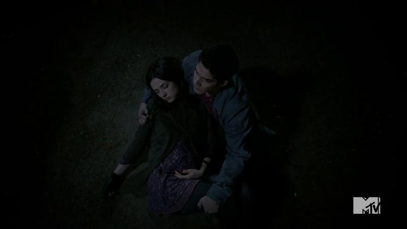 Teen Wolf Season 3 Episode 23 Insatiable Scott and Allison end pngTeen Wolf Season 3 Scott And Allison