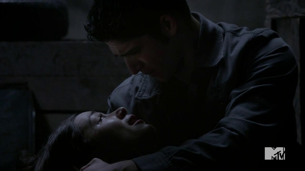 Teen Wolf Season 3 Episode 23 Insatiable Scott and Allison last words    Teen Wolf Season 3 Scott And Allison
