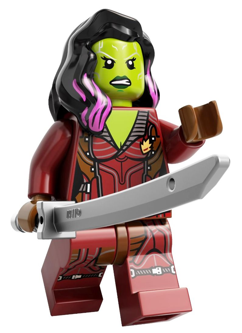lego marvel gamora - photo #10