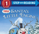Santa's Little Engine (book)