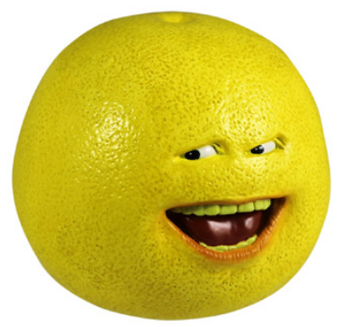 annoying orange toys pear - photo #27