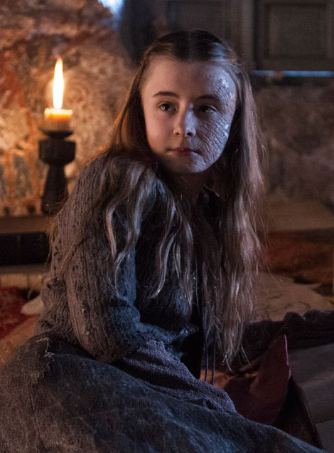 Shireen Baratheon Season 4 profileShireen Baratheon Game Of Thrones