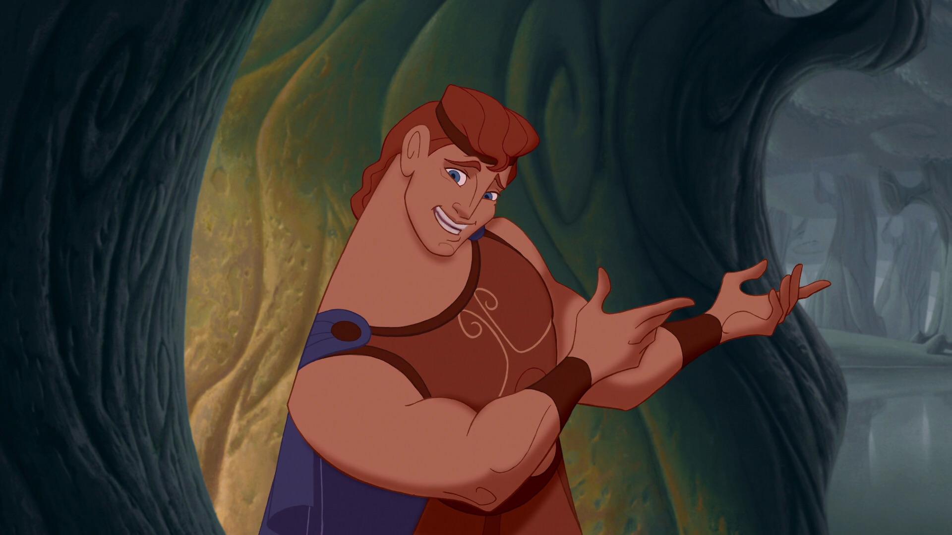 Hercules character disney wiki - Hercule walt disney ...