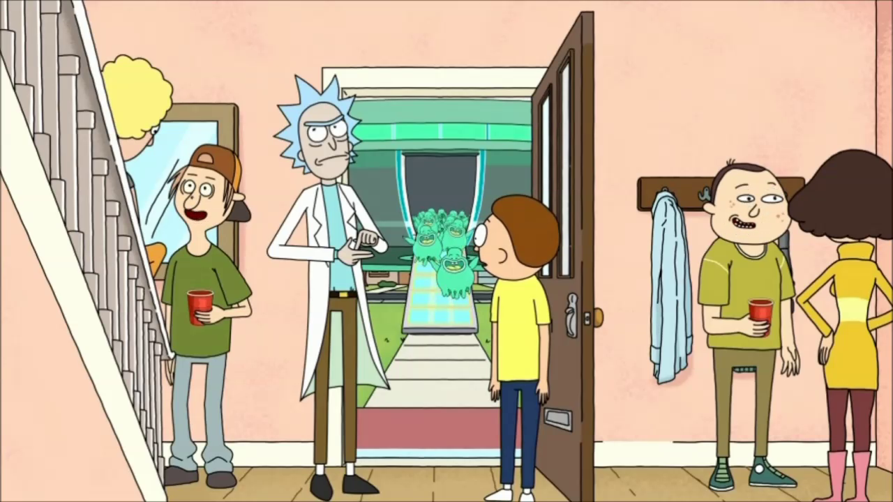 Ricksy Business Rick And Morty Wiki